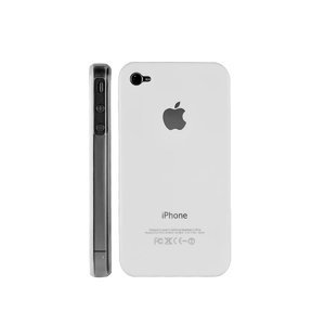 Apple iphone-4 White Factory unlock | ClickBD large image 0