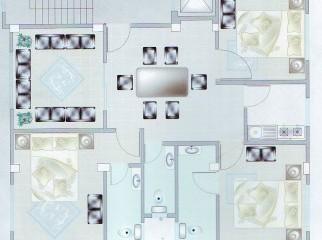 Flat for Sale Adabor-17 Shyamoli