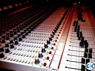 Ultimate Professional Analog Mixing Console