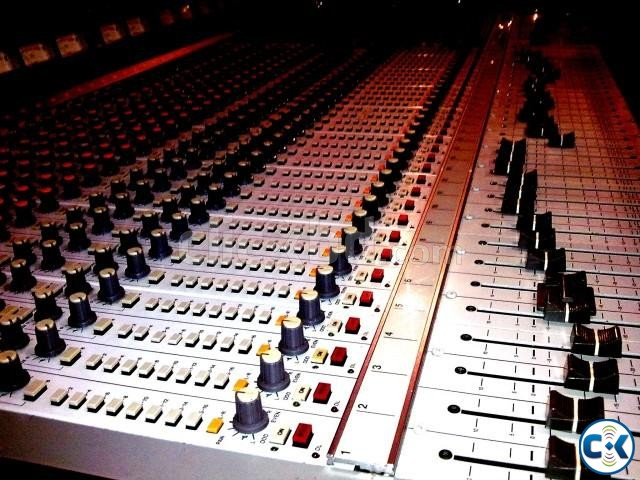 Ultimate Professional Analog Mixing Console | ClickBD large image 0