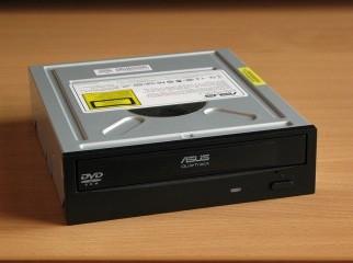 ASUS DVD ROM QUEITRACK
