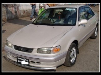 Toyota 110 SeSaloon Limited for sale