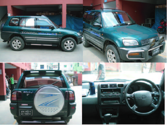 TOYOTA RAV4 MODEL 1995 GOOD CONDITION | ClickBD large image 0