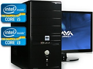Intel Core i3 2nd Generation Desktop Only 24500