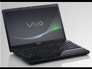 Sony VAIO EB42FX BJ BLACK 15.5 Core i3 500gb