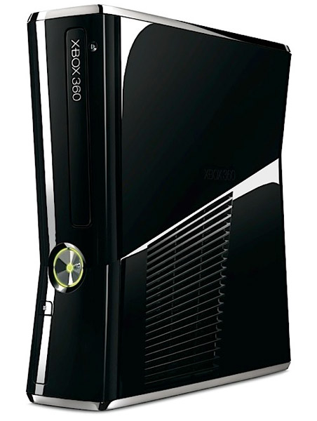Xbox 360 S Console with 4GB Memory with 7 games | ClickBD large image 0