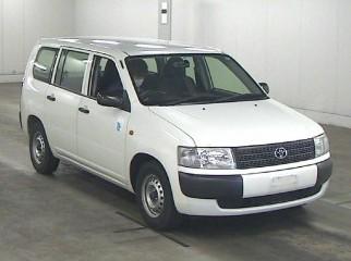 2006 Probox DX-Comfort Pkg 1500 cc White color