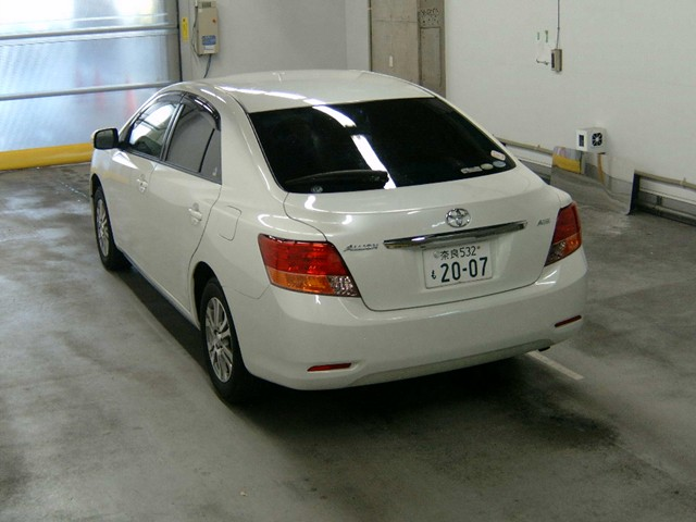 TOYOTA ALLION MODEL 2007 G PAKAGE HID PEARL | ClickBD large image 1