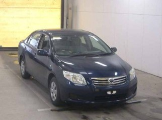TOYOTA AXIO X 2009 MODEL ROYEL BLUE COLOR