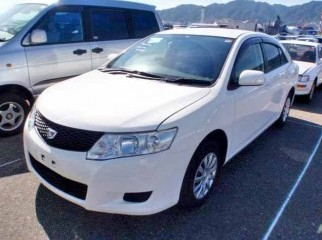 TOYOTA ALLION MODEL 2008 A15 METALIC PEARL