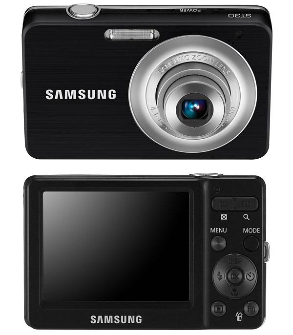 Brand New Samsung ST30 10.1 Megapixel Camera | ClickBD large image 0