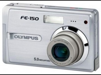 5M.P Olympus Fe-150 camera just for 4000tk