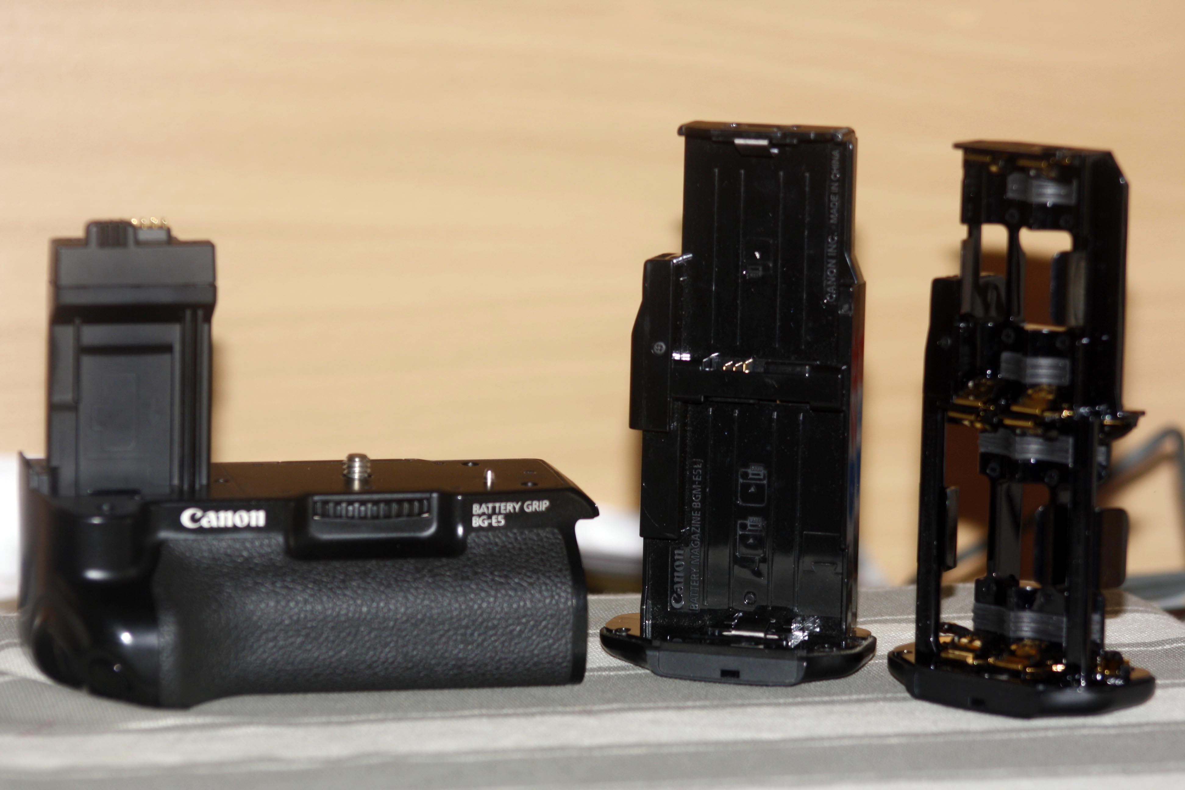 Battery Grip for Canon 1000D | ClickBD large image 0