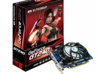 NVIDIA GEFORCE GT-240 DDR-3 1GB PCI EXPRESS