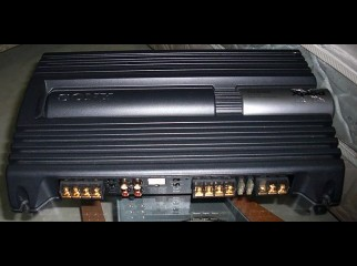 sony xplod amplifier pioneer 1400w sub woofer