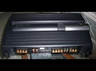 sony xplod amplifier pioneer 1400w sub woofer