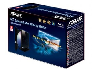 ASUS new External Blu-Ray Writer