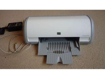 HP Deskjet D1360 printer | ClickBD large image 0