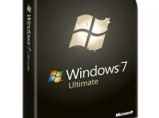 Microsoft Windows 7 Ultimate OEM 64-Bit