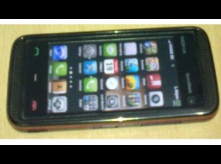 nokia 5530 for sell used by 6 month