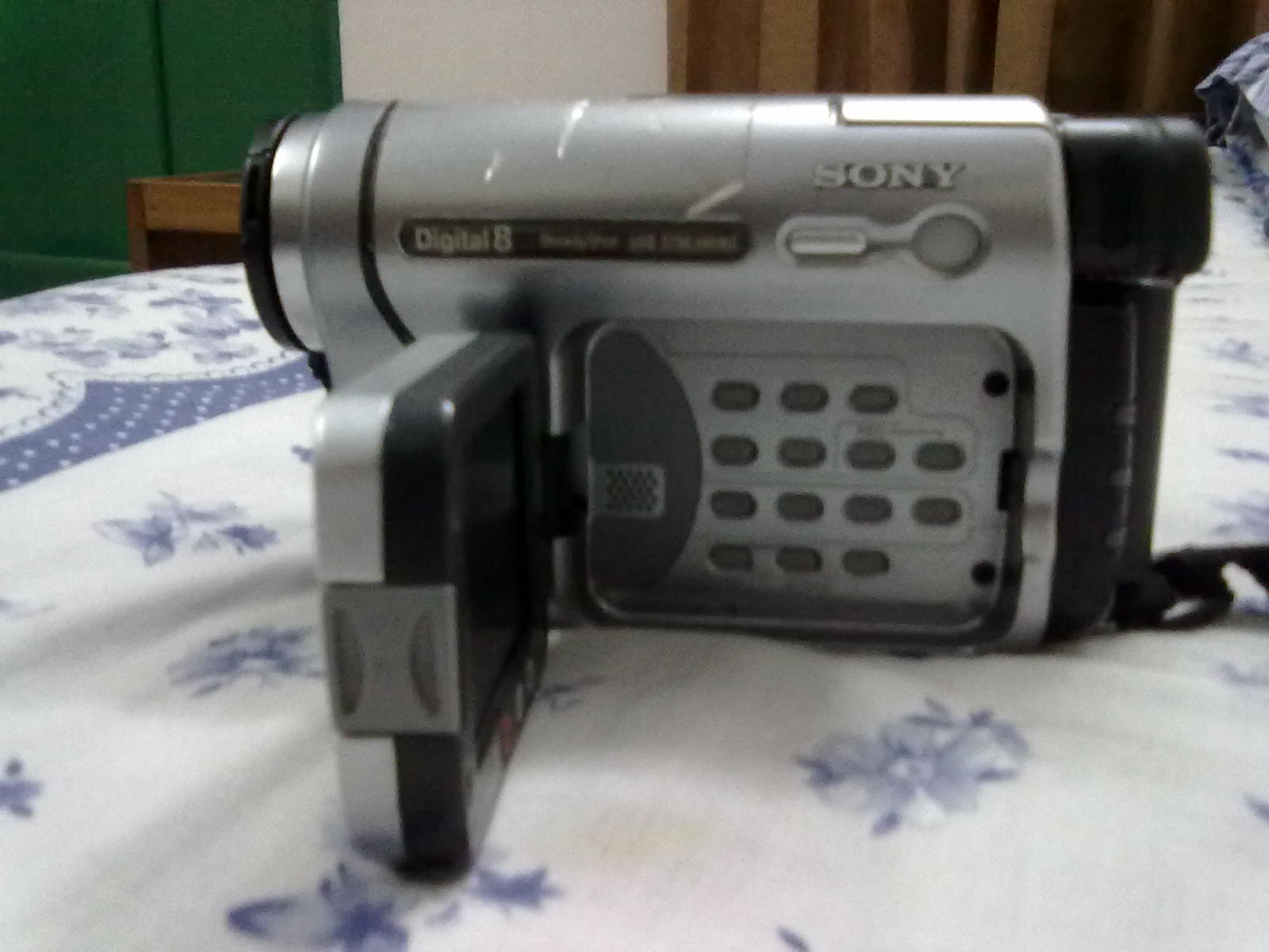sony handycam dcr-tvr-285 fr sell...totally fresh | ClickBD large image 0