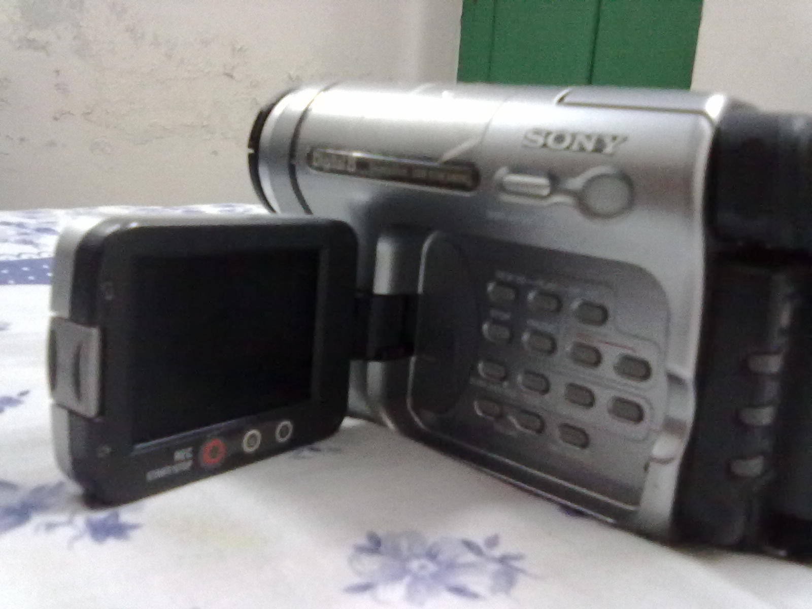 sony handycam dcr-tvr-285 fr sell...totally fresh | ClickBD large image 1