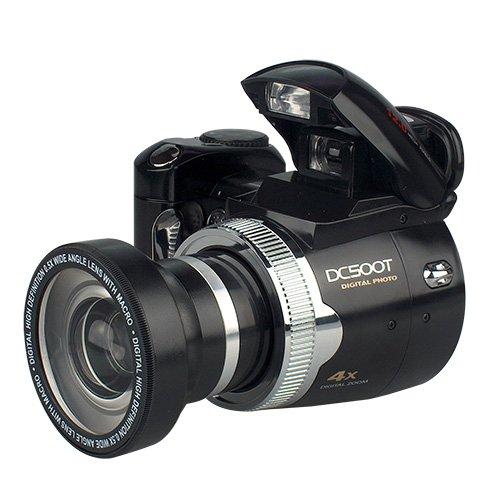 12MP-DSLR-digital-camera-DC500T | ClickBD large image 0