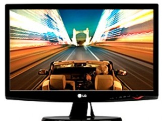 LG 20 Inch 2043T LCD MONITOR 03 year warranty