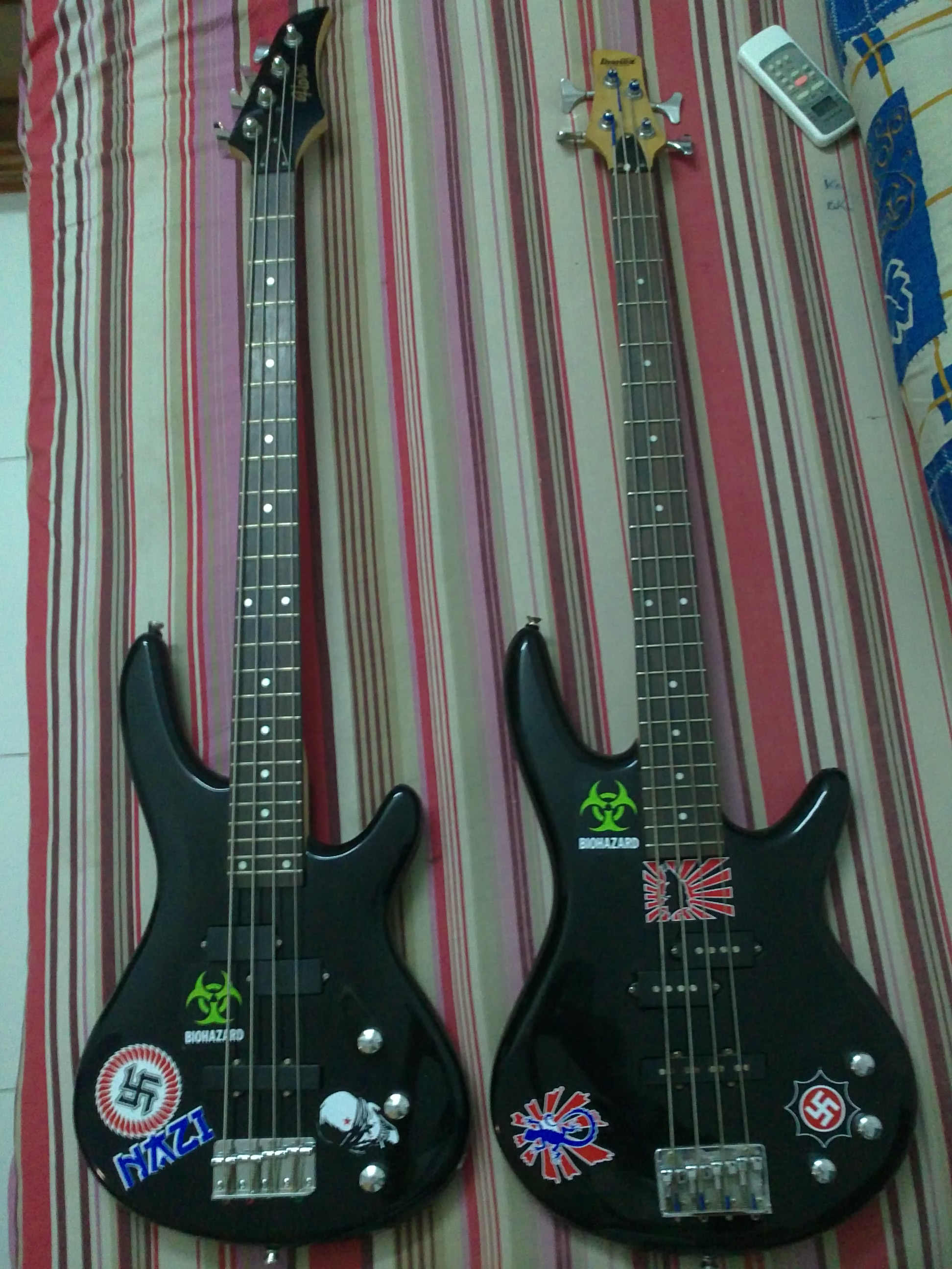 FLORA Bass Guitar For Sell | ClickBD large image 0