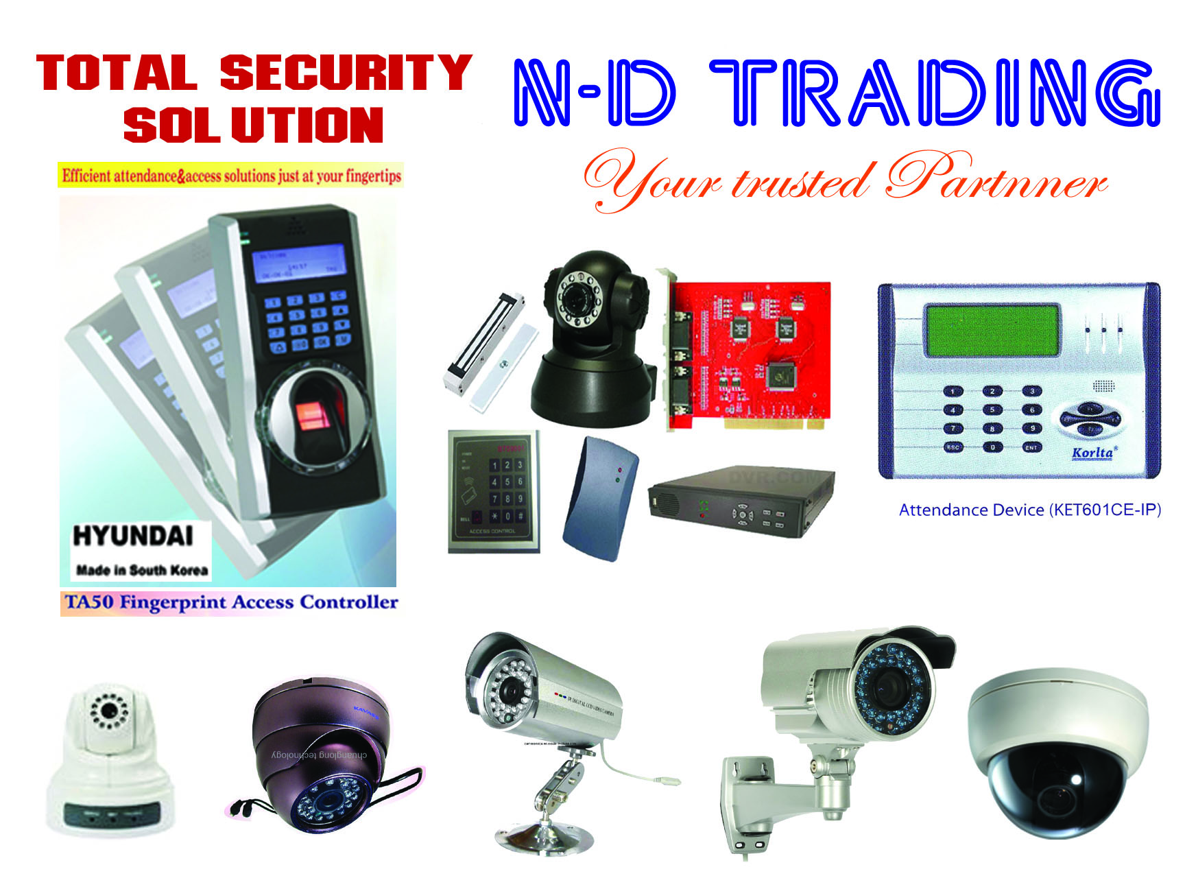 Total Security system | ClickBD large image 0