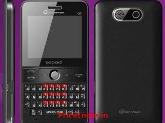 MICROMAX Q7 WITH 11 MONTHS WARRANTY