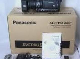 Panasonic Ag Hvx 200 3ccd Camcorder 1200 USD