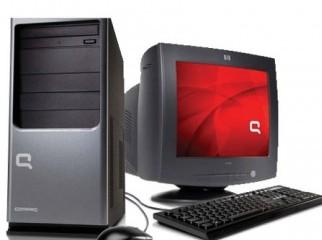 Core-i3 Computer.
