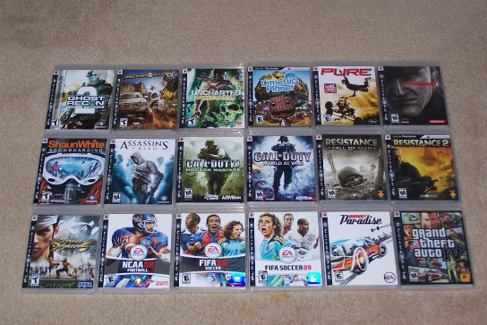 PS3 COPY Games -Exchange only | ClickBD large image 0