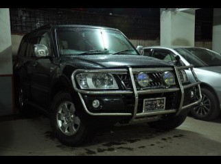 Pajero V6 Exceed Fully Fresh Condition