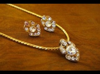 Gold Plated Set negotiable