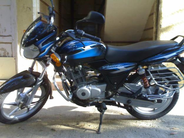Bajaj Discover DTSI 125CC with original papers | ClickBD