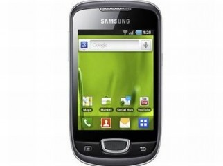 Galaxy POP CDMA Citycell - Not available in BD yet