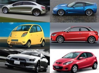 rent any types of car from our
