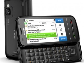 Nokia C6 brand new condition with all box