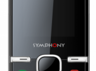 symphony A85 WITH WARRENTY CARD FULLY FREASH