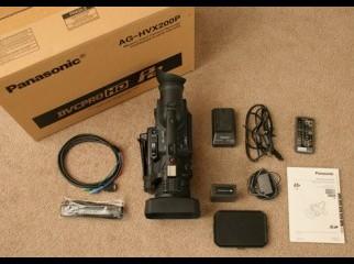 Panasonic AG HVX200 Camcorder...750usd