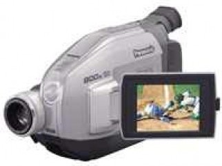 Panasonic PV-L552DH VHS-C palmcorder