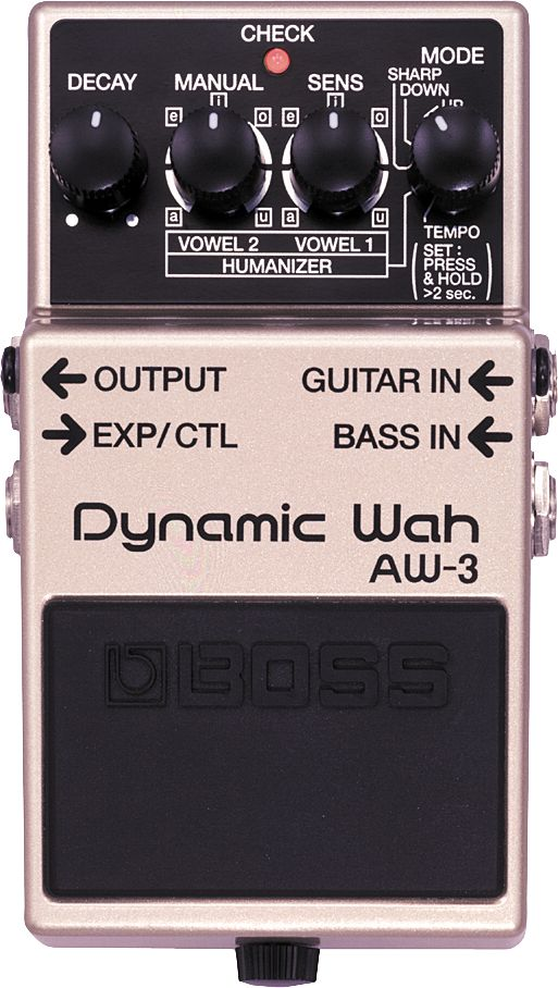 Boss AW-3 Dynamic Wah Guitar Effects Pedal | ClickBD large image 0