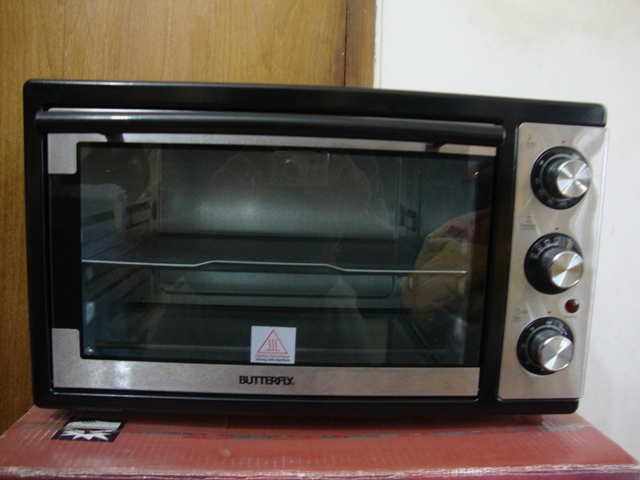 Butterfly electric oven Unused  | ClickBD large image 0
