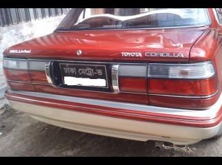Corolla SE Limited