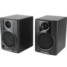 M-Audio Studiophile AV 40 Left right CH speakers | ClickBD large image 0