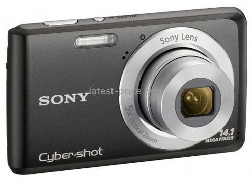 New Sony Cybershot W520 14.1 MP D.Camer | ClickBD large image 0
