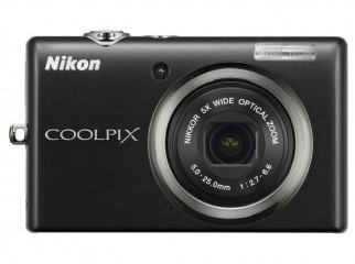 Nikon Coolpix S570 12MP Digital Camera 5x zoom