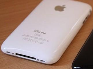 brnd new FC UNLOCK iphone 3gs 16gb white.NO SPOT